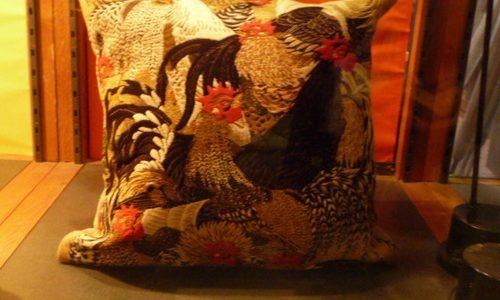 世界遺産「モン・サン・ミッシェル」の修道院内で若冲の「動植綵絵」